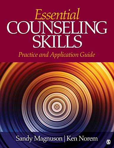 9781483333137: Essential Counseling Skills: Practice and Application Guide