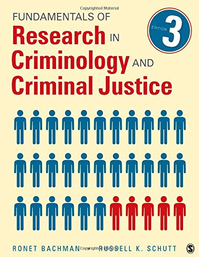 9781483333458: Fundamentals of Research in Criminology and Criminal Justice