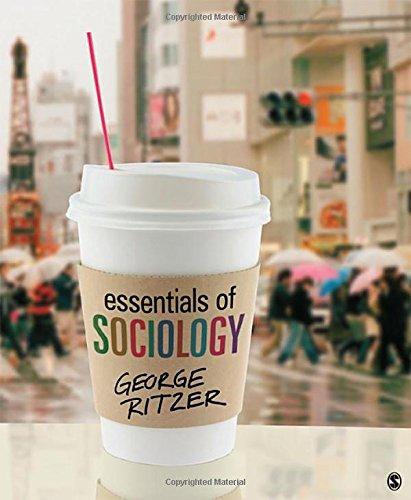 Essentials of Sociology: Ritzer, George