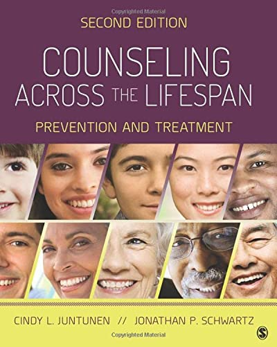 9781483343778: Counseling Across the Lifespan: Prevention and Treatment