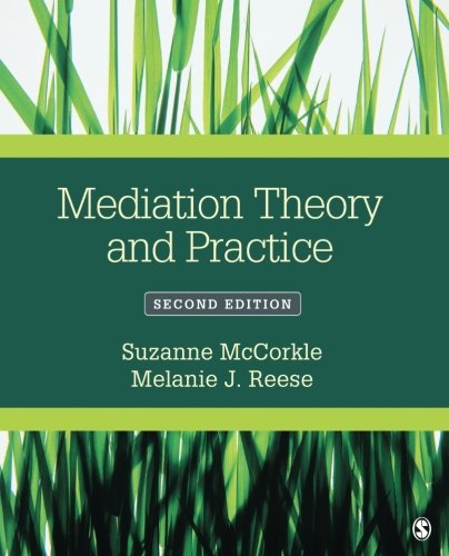 9781483346854: Mediation Theory and Practice