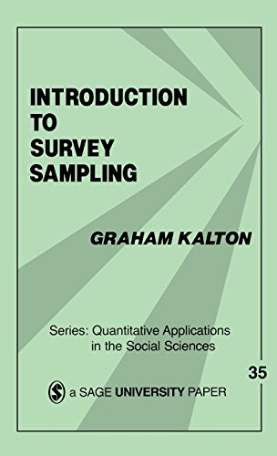 9781483347264: Introduction to Survey Sampling (Quantitative Applications in the Social Sciences)