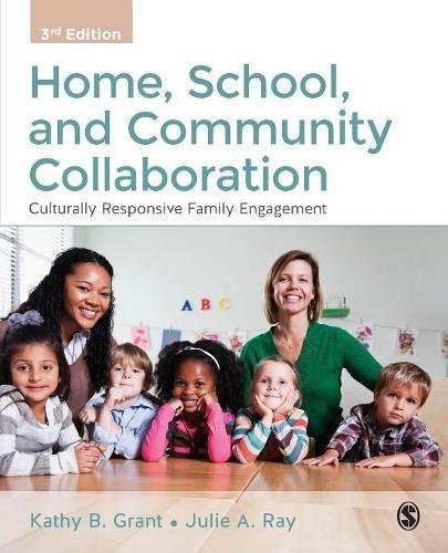 9781483347547: Home, School, and Community Collaboration: Culturally Responsive Family Engagement