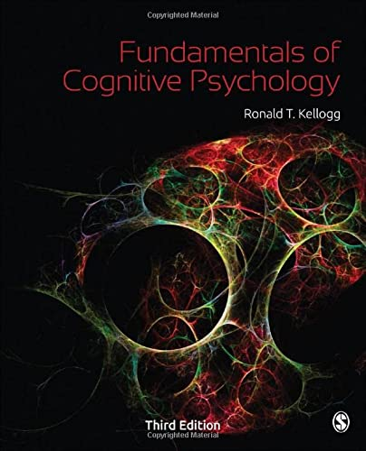 9781483347585: Fundamentals of Cognitive Psychology