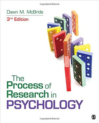 9781483347608: The Process of Research in Psychology