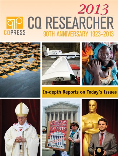 9781483347936: CQ Researcher Bound Volume 2013