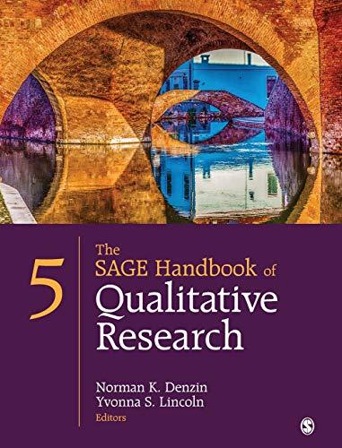 9781483349800: The SAGE Handbook of Qualitative Research