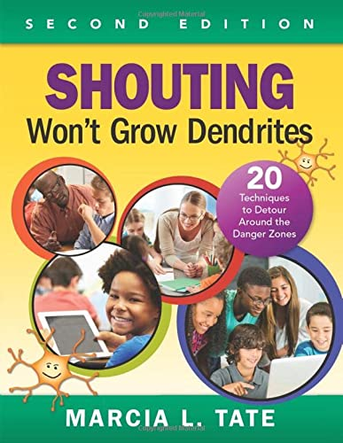 9781483350974: Shouting Won′t Grow Dendrites: 20 Techniques to Detour Around the Danger Zones