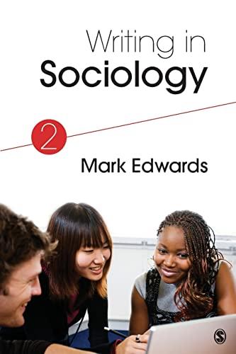 Writing in Sociology: Edwards, Mark Evan