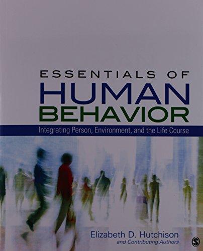 9781483351520: BUNDLE: Hutchison:Essentials of Human Behavior + Hutchison:Essentials of Human Behavior (Vital Source)
