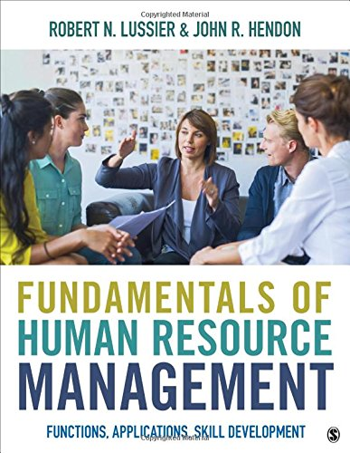 9781483358505: Fundamentals of Human Resource Management: Functions, Applications, Skill Development