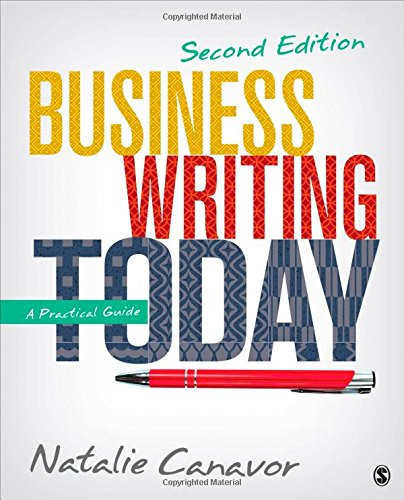 9781483358666: Business Writing Today: A Practical Guide