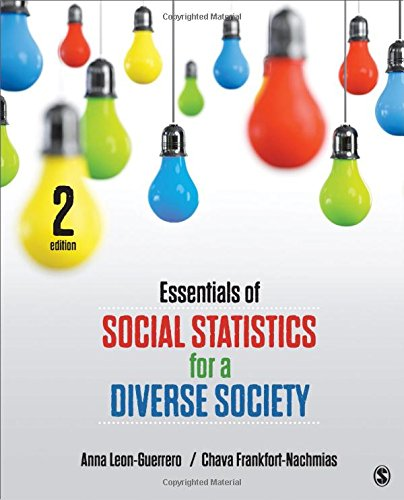 9781483359496: Essentials of Social Statistics for a Diverse Society