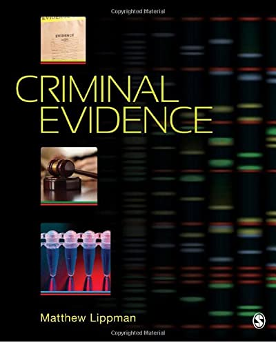 9781483359557: Criminal Evidence