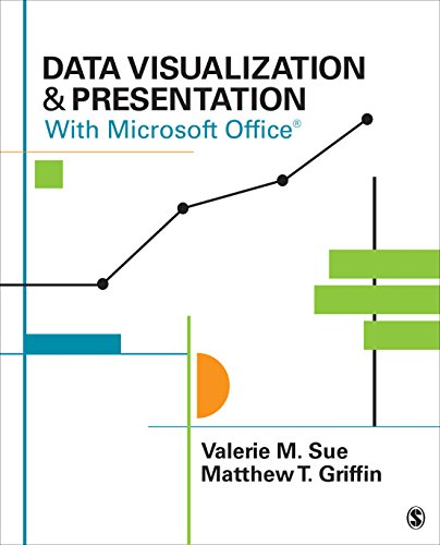 9781483365152: Data Visualization & Presentation With Microsoft Office