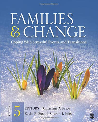 9781483366753: Families & Change: Coping With Stressful Events and Transitions