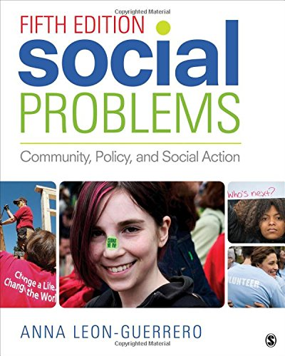 9781483369372: Social Problems: Community, Policy, and Social Action