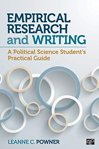 9781483369631: Empirical Research and Writing: A Political Science Student's Practical Guide