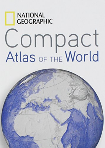 9781483369709: National Geographic Compact Atlas of the World