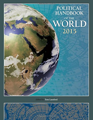 Political Handbook of the World 2015: Lansford, Tom