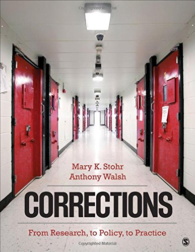 9781483373379: Corrections: From Research, to Policy, to Practice