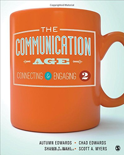 9781483373706: The Communication Age: Connecting and Engaging
