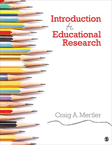 9781483375489: Introduction to Educational Research