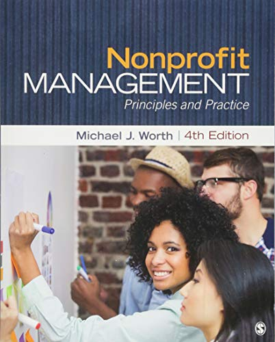 9781483375991: Nonprofit Management: Principles and Practice