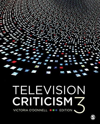 9781483377681: Television Criticism