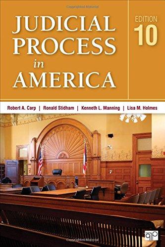 Judicial Process in America (Tenth Edition)