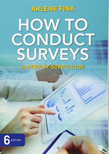 9781483378480: How to Conduct Surveys: A Step-by-Step Guide