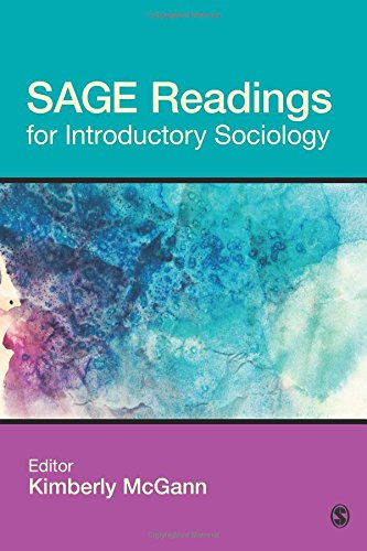 SAGE Readings for Introductory Sociology: McGann