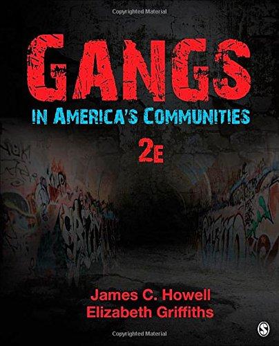 9781483379722: Gangs in America′s Communities