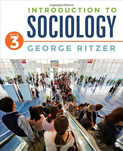 INTRODUCTION TO SOCIOLOGY: RITZER