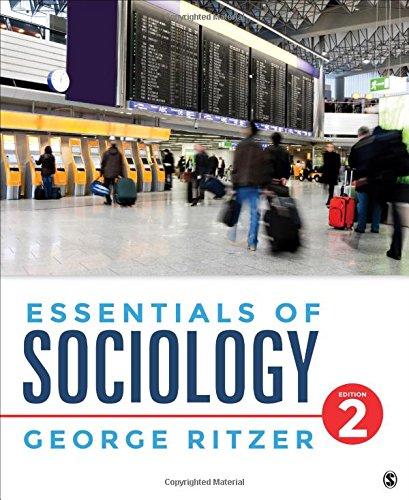 9781483380896: Essentials of Sociology