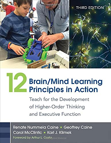 9781483382722: 12 Brain/Mind Learning Principles in Action: Teach for the Development of Higher-Order Thinking and Executive Function