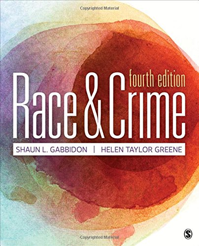 9781483384184: Race and Crime