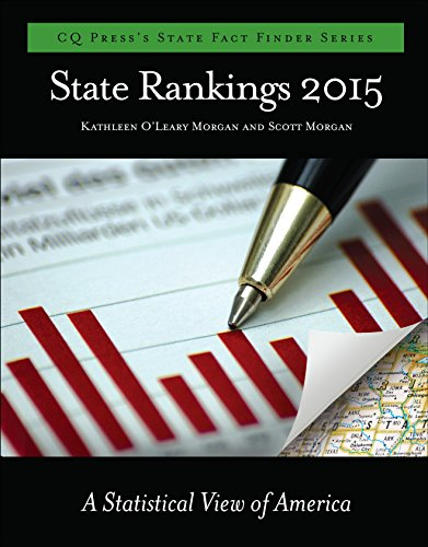 9781483385044: State Rankings 2015: A Statistical View of America (State Fact Finder)