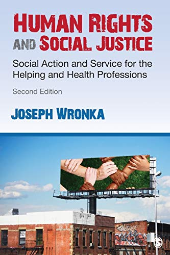 9781483387178: Human Rights and Social Justice: Social Action and Service for the Helping and Health Professions