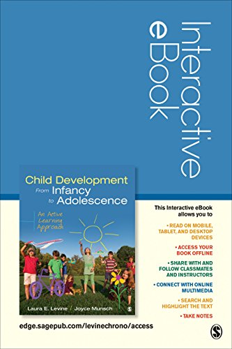 Child Development From Infancy to Adolescence Interactive: Levine, Laura E.;
