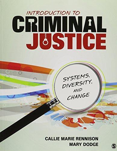 9781483388960: BUNDLE: Rennison: Introduction to Criminal Justice + Rennison: Introduction to Criminal Justice Interactive Ebook