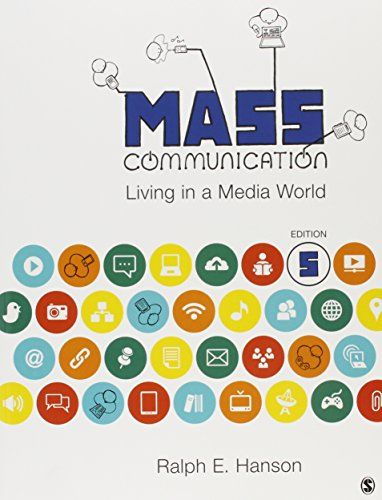 BUNDLE: Hanson: Mass Communication + Ebook (NEW!!): Ralph E. Hanson