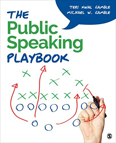 9781483393391: The Public Speaking Playbook