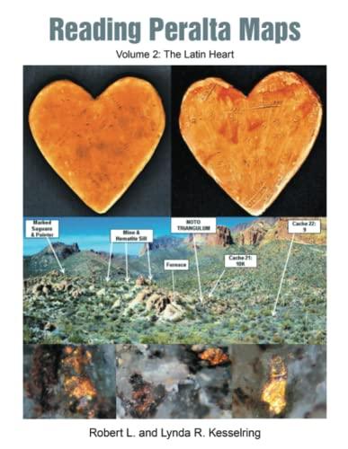 Reading Peralta Maps: Volume 2: The Latin Heart: Kesselring, Lynda R.