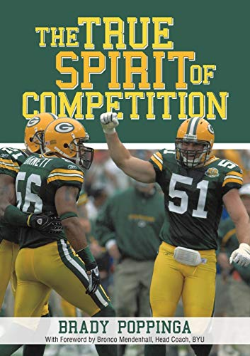 The True Spirit of Competition: Poppinga, Brady