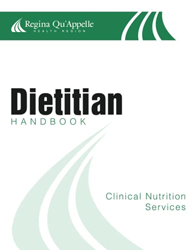 9781483417103: Dietitian Handbook