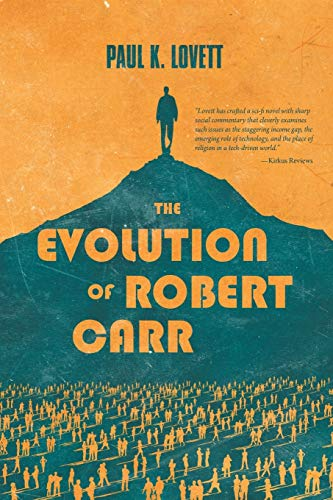 9781483427935: The Evolution of Robert Carr