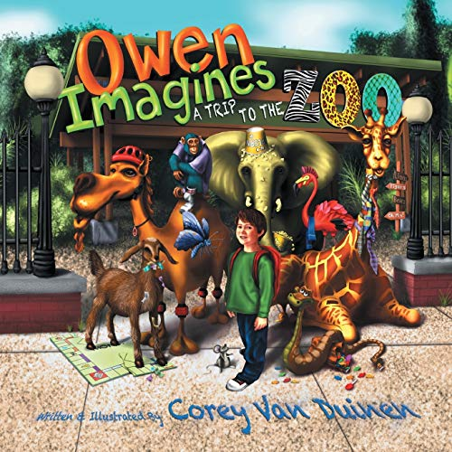9781483430188: Owen Imagines a Trip to the Zoo