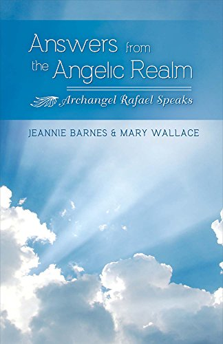ANSW FROM THE ANGELIC REALM: Barnes, Jeannie