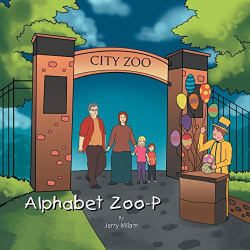 Alphabet Zoo-P: Jerry Milam